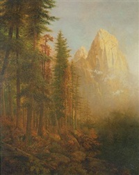 sierra sentinels by fredrick a. butman