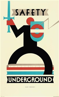 safety underground (+ 11 others; 12 works) by alan rogers