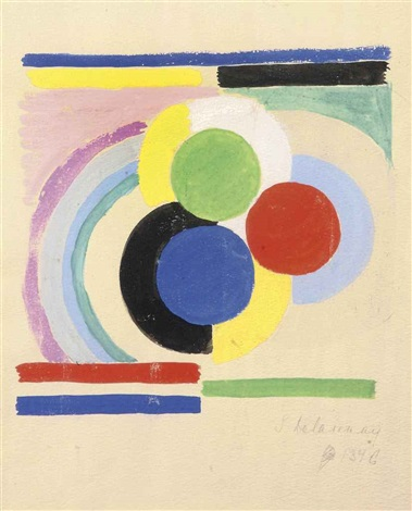 untitled by sonia delaunay terk