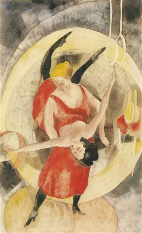 tumblers by charles demuth