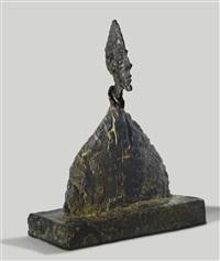 buste de diego (aménophis) by alberto giacometti