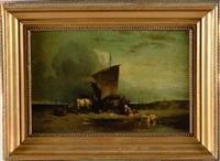 bord de mer animé by georges dumoulin