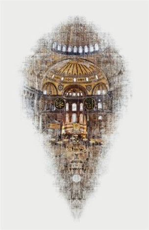 virtual places hagia sophia by ali alisir