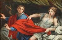 joseph et la femme de putiphar by jacques blanchard