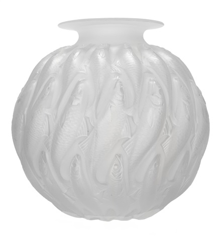 vase by rené lalique