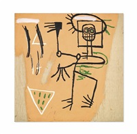 icon 6 by jean-michel basquiat