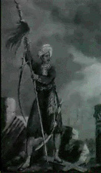 fantassin turc pendant la guerre d'independance by adolphe ignatievich ladurner