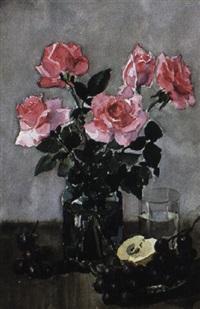 les fleurs et la pomme by taissia afonina