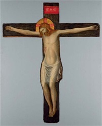 the crucifixion by giovanni da rimini