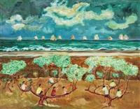 pantai by amrus natalsya
