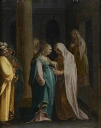 la visitation by giovanni (il cosci) balducci