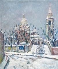 sanctuary by albert lepreux