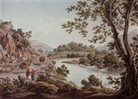 the vale of tempe by edward dodwell