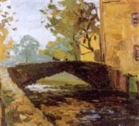 sur le pont by eugene markov