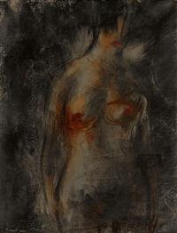 petit nu by jean fautrier