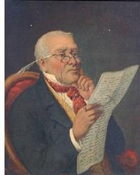 reading a brief by george fox