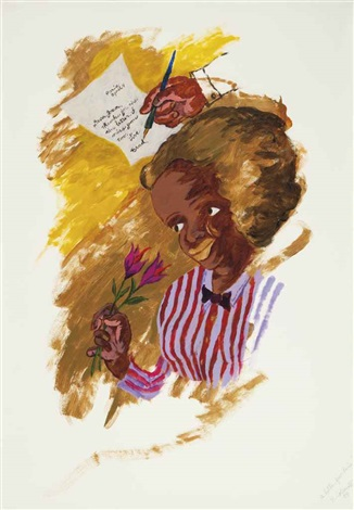 a letter from paris by robert h colescott