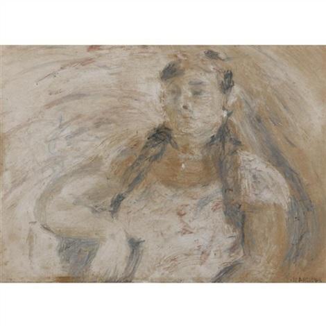 retrato de juanita by armando reverón