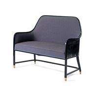 zweisitzige bank 330 c by josef hoffmann