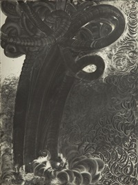 kompozycja heliograficzna (xxvii) by karel hiller