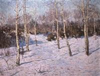 la journee d'hiver by iouri ananiev