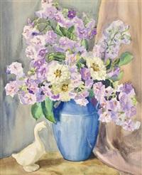 floral still life by frances keffer