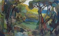 paesaggio by pasquale monaco