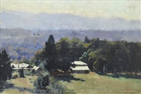 sunshine, mount dandenong by nora gurdon