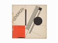 wendingen: volume iv, no. 11 by el lissitzky