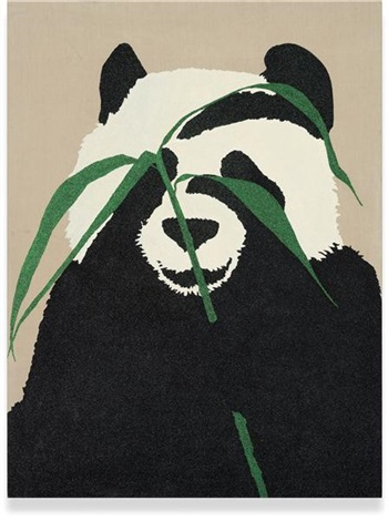 i love bamboo i hate you by rob pruitt