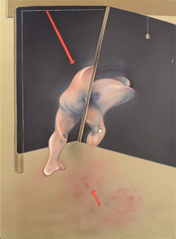 study for the human body by francis bacon