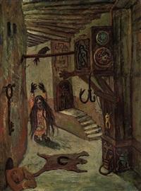 a mad woman by abdel hadi el-gazzar