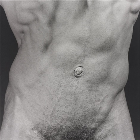 torso by robert mapplethorpe
