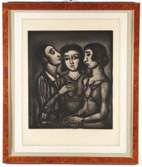 augures by georges rouault