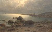 seascape by hans schleich