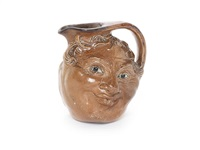 face jug by martin brothers