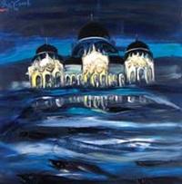 kebesaran masjid baiturahman nad by dirot kadirah