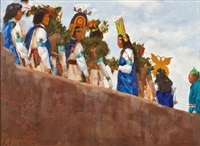 kiva feast day by mike desatnick