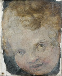 putto (study) by correge