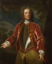 john campbell, 2nd duke of argyll by william aikman