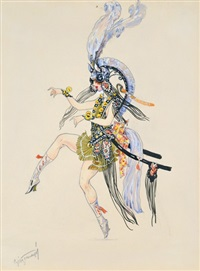 costume design by geza farago