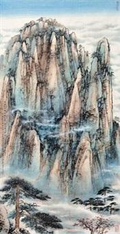 黄山 by liu qindong