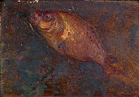 poisson by félix ziem