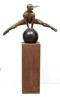 equilibrista en split by jorge marín