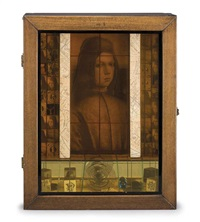 medici slot machine by joseph cornell