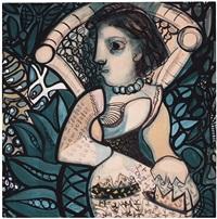autorretrato by amelia peláez