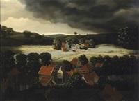landscape by elbert hooyberg