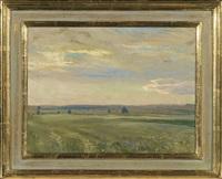 landscape. meadow by jan stanislawski