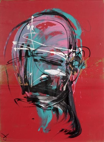 untitled portrait by adam neate