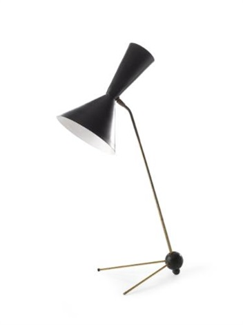 table lamp by otto kolb